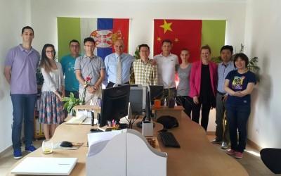 Представници произвођача били су нам у посети