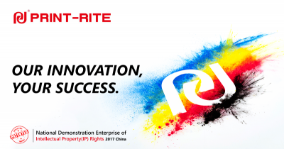 U 2020. godini postali smo zvanični zastupnik i distributer brenda Print Rite ( Union Technology International ) za Srbiju, BiH, CG, HR, SMK
